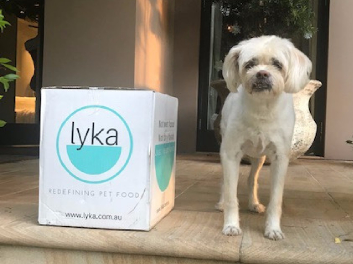 Richard has never been healthier since starting the Lyka diet