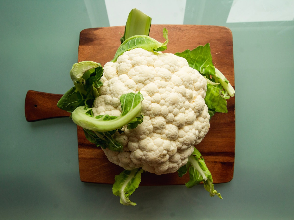 dog cauliflower