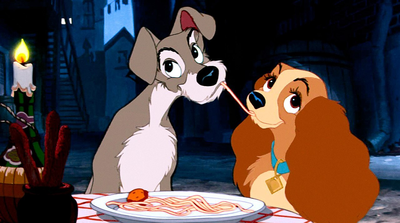 best dog movies lady and the tramp