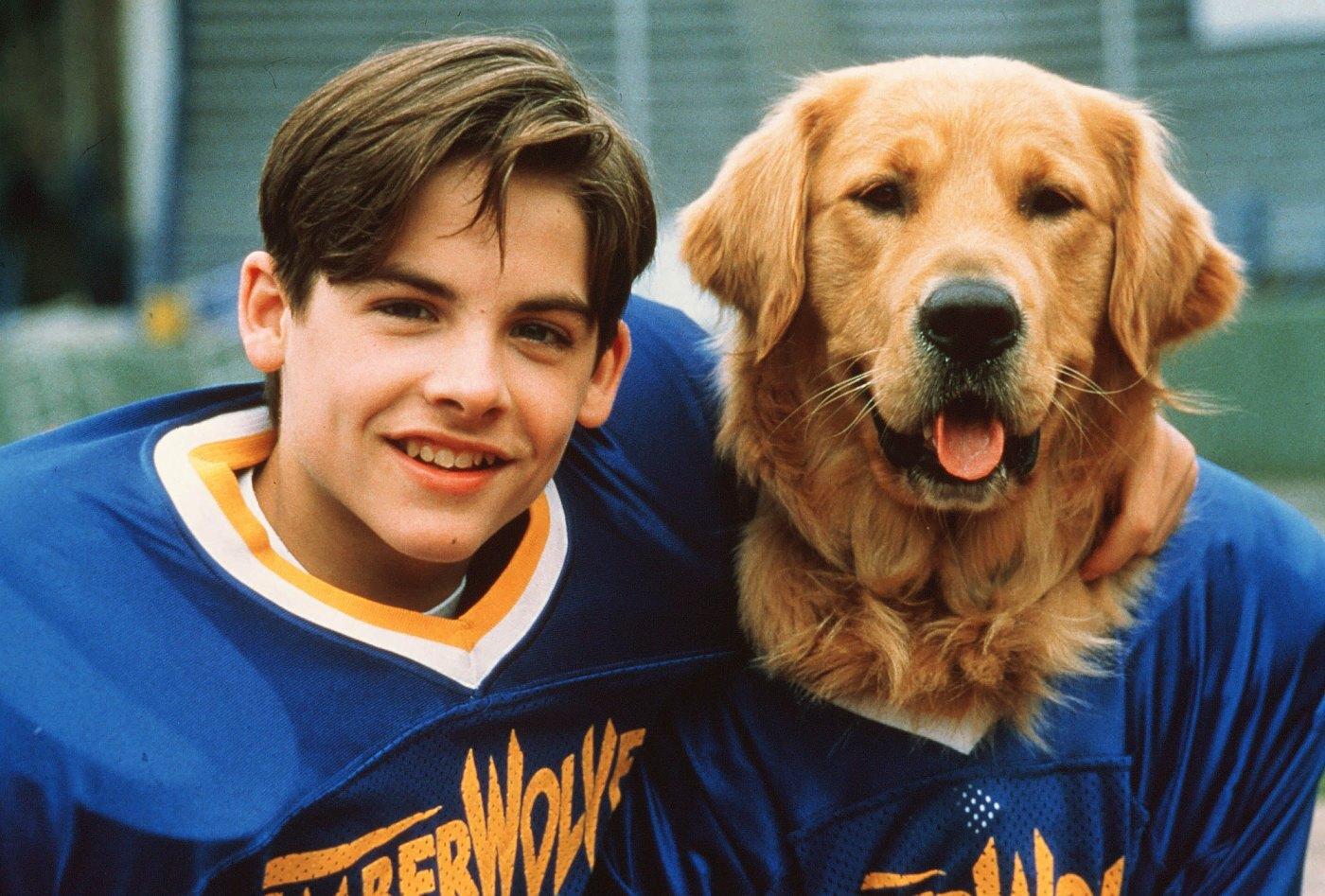 best dog movies air bud