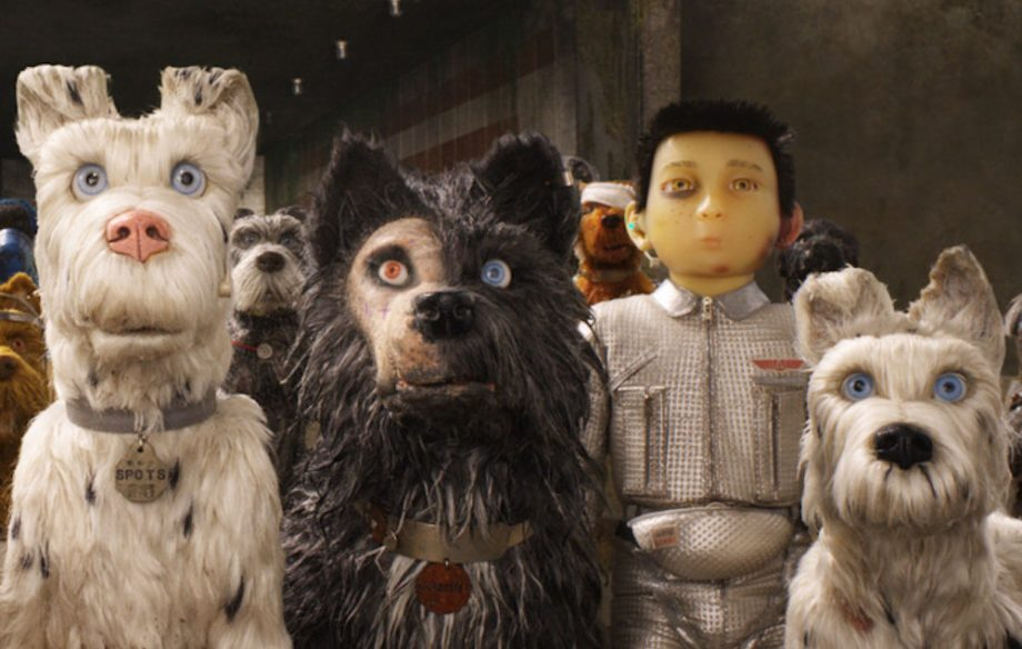best dog movies isle of dogs